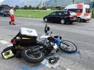 2015-06-11-Verkehrsunfall-PKW-Motorrad-in Debant