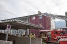 Brand in Wohngebäude Nussdorf/Debant (30.12.2015)
