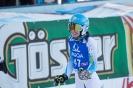 Riesentorlauf der Damen 2 Durchgang Siegerehrung (27.12.2015)