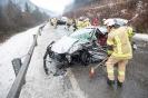 2016-01-10-Verkehrsunfall B100 Anras 2 PKWs