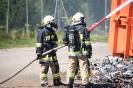 Brand Mülldeponie Nussdorf-Debant  (14.8.2016)