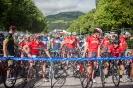 Dolomitenradrundfahrt Start (12.6.2016)