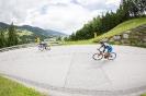 Dolomitenradrundfahrt Ziel (12.6.2016)