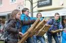 Eierpecken  Stadtmarkt Lienz (26.3.2016)