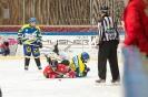 Eishockey-U16 Huben gegen Lienz (13.2.2016)