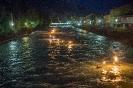 Fackelschwimmen der Wasserrettung Osttirol und Herz-Jesu (5.6.2016)