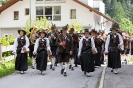 Kirchtagsfest der Musikkapelle Huben (5.6.2016)