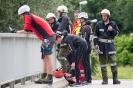 Suchaktion  in Fließgewässer (Drau) (19.6.2016)