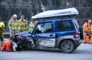 Verkehrsunfall Febertauernstrasse (24.1.2016)