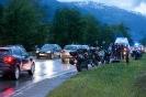 Verkehrsunfall mit Motorrad in Nussdorf Debant (3.6.2016)