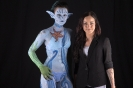 VERNISSAGE by Sophie Hermine BODYPAINTING (2.6.2016)