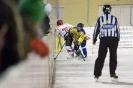 Eishockey-U14 Lienz/Leisach gegen Huben/Virgen/Spittal (3.1.2017)