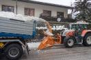 Schneeräumung Lienz (28.12.2017)