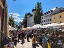 Flohmarkt Lienz Hauptplatz (30.6.2018)