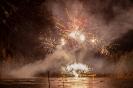 Silvester Feuerwerk Tristacher See (31.12.2018)