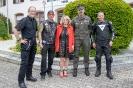 Motorradsegnung Haspinger Kaserne Lienz (26,5,2019)